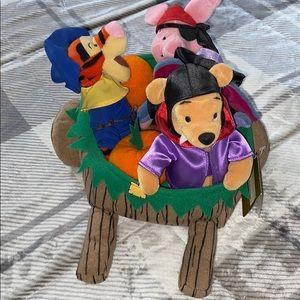 Disney Winnie the Pooh Gang